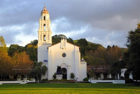 Marys College Of Ca Mba Program by Digital Driver S License Program St S College Of