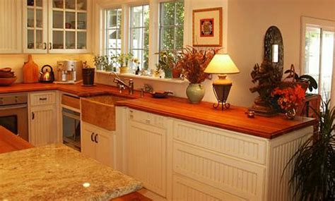 Wood Countertops For Kitchen by American Cherry Wood Countertop By Grothouse Traditional