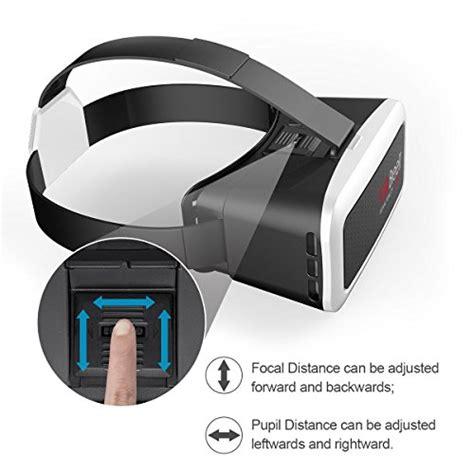 Headset Erl 3d vr glasses vr glasses breett new version 3d vr import it all