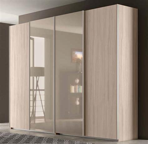 porte scorrevoli per armadi a muro prezzi armadio a 4 ante scorrevoli con doppia finitura nuovo a
