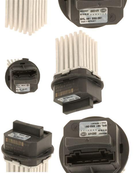 replace blower motor resistor volvo s60 volvo s60 s80 v60 v70 xc60 xc70 range rover evoque lr2 2007 2015 blower motor resistor regulator