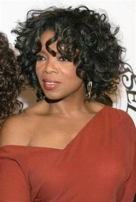 hairstyles with oprah curls love oprah s reformed curls and cut curly hairstyles