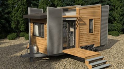 micro home design robinson dragonfly tiny house design