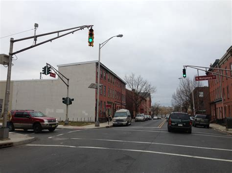 Light Tavern Jersey City Nj by File 2014 12 20 15 05 50 A Traffic Light Painted Green At The Intersection Of Perry