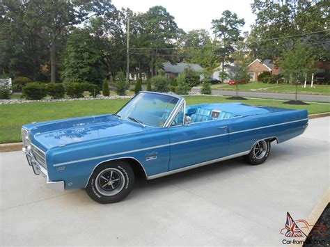 1968 plymouth fury sport convertible clean original