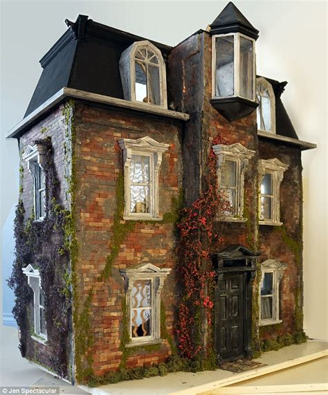 gothic dolls house the goddess of small things dioramas and the price of gin