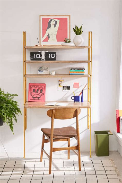 Cameron Adjustable Desk Storage System Urban Outfitters