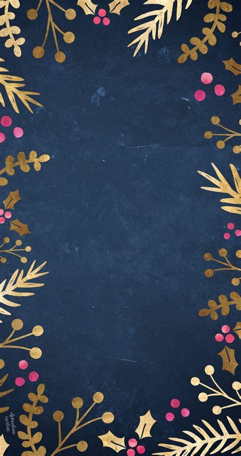pattern wallpaper phone free festive wallpaper gold foil foliage wallpaper