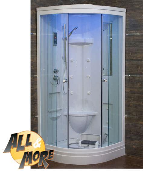 doccia idromassaggio 80x80 all more it cabina idromassaggio 70x90