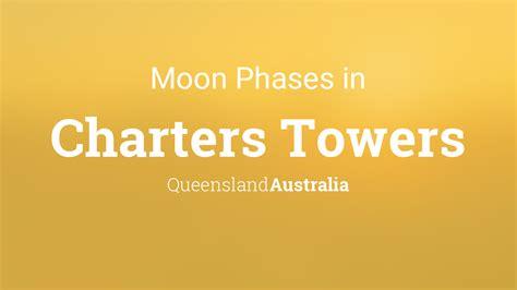 moon phases  lunar calendar  charters towers queensland australia