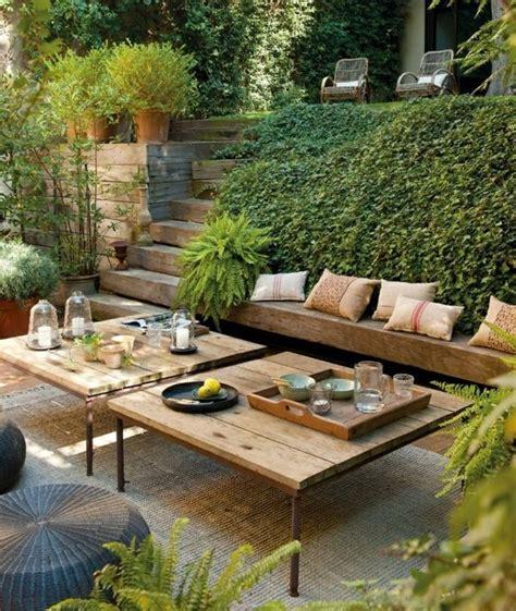 Terrasse Im Garten Bauen 2439 by Garten Terrasse Selber Bauen 1000 Ideas About Gartentisch