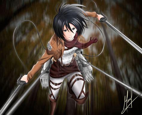 shinjeki no kyojin 1000 images about attack on titan mikasa on