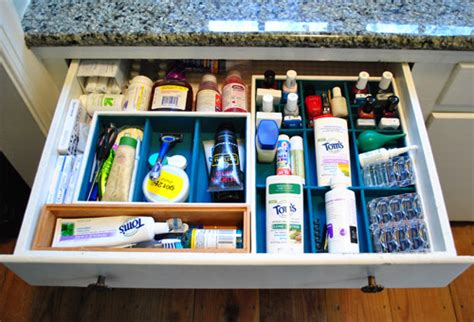 best way to store toothbrush in bathroom how to organise your toiletries