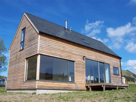 Small Kit Homes Scotland Timber And The New Highlands Regionalism