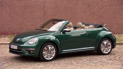 green volkswagen beetle 2016 2017 volkswagen beetle exterior design in green