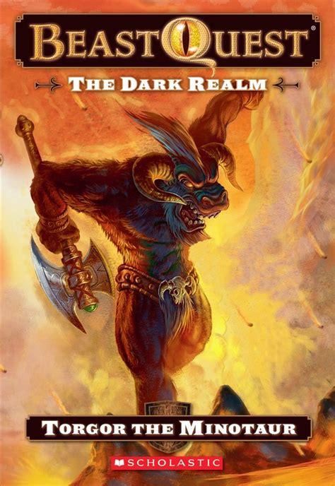 Torgor The Minotaur By Adam Blade Scholastic