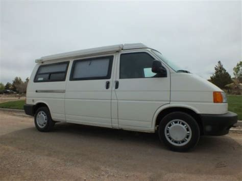 find used 1995 vw eurovan cer 2 5 westy vanagon awning