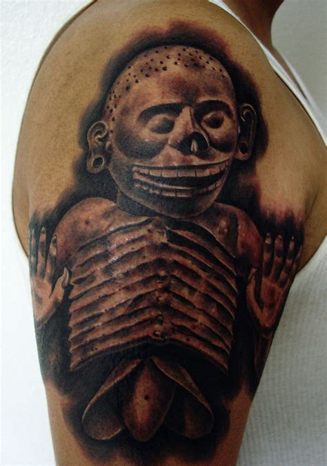 meaning of skull tattoo aztec tattoos designs ideas and meaning tattoos for you