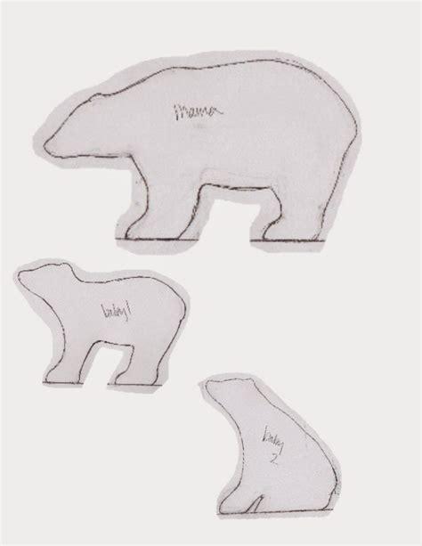 polar bear template new calendar template site
