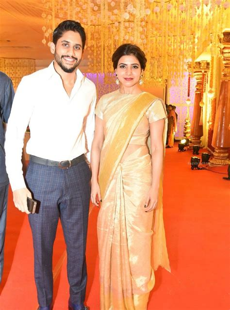 Samantha Naga Chaitanya Spotted Nimmagadda Prasad Wedding