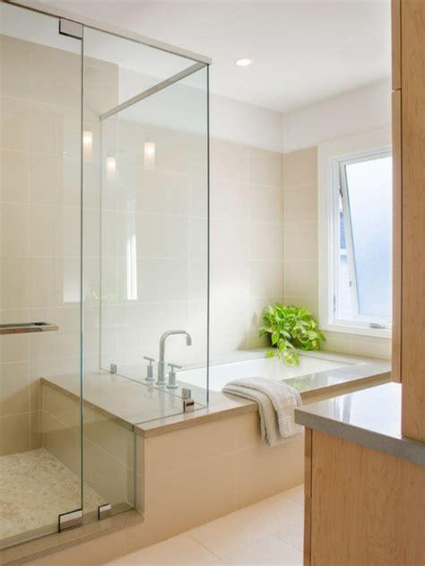 Kleines Badezimmer Mit Dusche Und Wanne by 120 Moderne Designs Glaswand Dusche Archzine Net