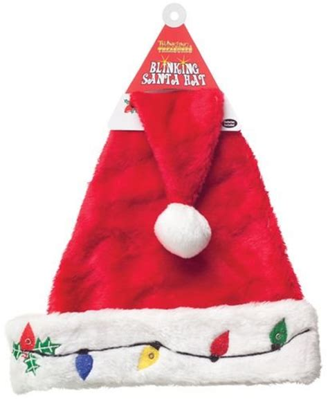 santa hat with lights and tree hats webnuggetz com