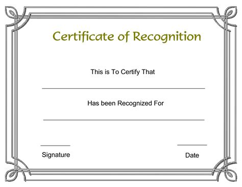 3 ways to make a certificate wikihow