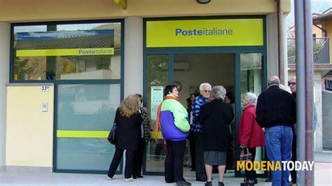 ufficio postale castelfranco emilia uffici verso la chiusura e orari ridotti poste italiane