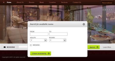 the make room website online hotel reservation web web design in pattaya