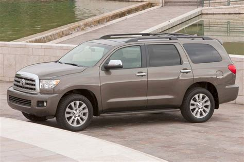 suv toyota sequoia used 2016 toyota sequoia for sale pricing features