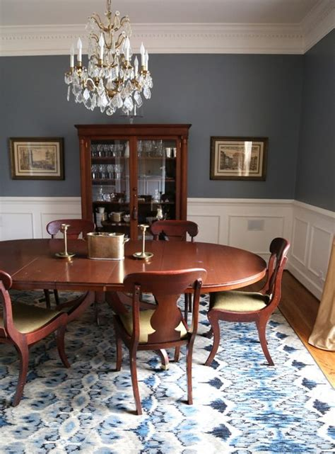 Dining Room Paint Colors With Furniture The Best Dining Room Paint Color