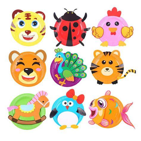 Sticker Story Kindergarten by 2018 Three Dimensional Manual Stickers Children Kids