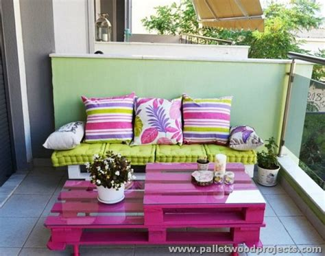 decorative accents ideas ideas for garden and balcony decor with pallets pallet