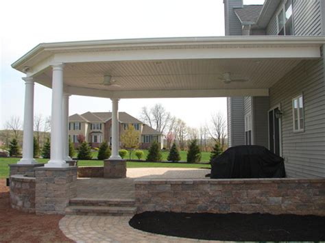Patio Overhangs by Lara Construction Exteriors