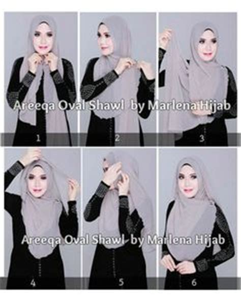 tutorial pashmina brokat modest and fashionable prom dresses with hijab for you