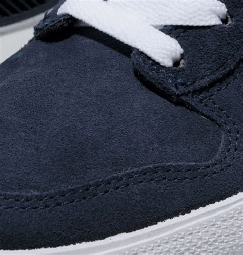 Nike Sneakers High Navy nike dunk high ac navy white sneakernews