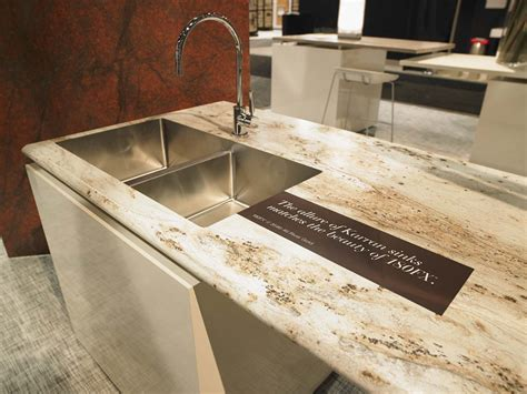 Tbt To Kbis 2014 Remember Our Formica 174 In Bloom Booth Kitchen Countertops Laminate