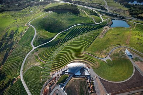 Definition Of Landscape Architect National Arboretum Canberra By Cullity Lethlean