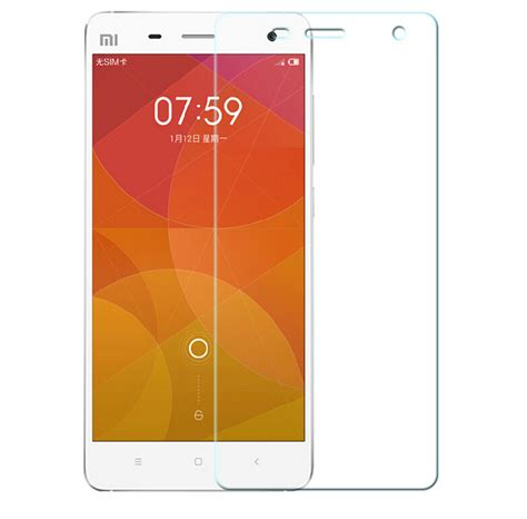 Premium Screen Protector For Your Xiaomi Mi4i Mi4c aliexpress buy 0 25mm 9h premium tempered glass for