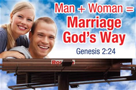 Anti Gay Marriage Meme - gallery 9 anti gay billboards from across the u s