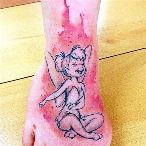 50 tatuagens da fada sininho lindas melhores fotos