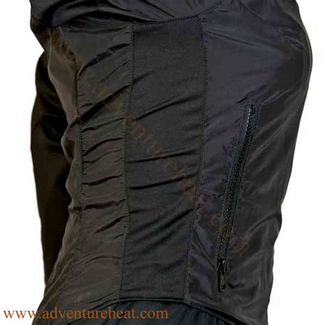 heated motorcycle clothing warm n safe heated jacket liner