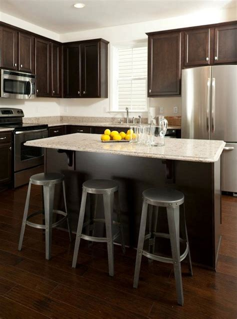 kitchen cabinets espresso espresso cabinets transitional kitchen sabal homes sc