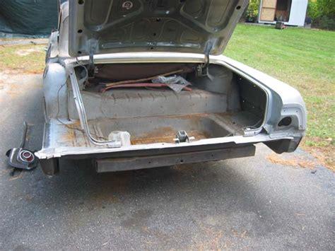 64 impala trunk image gallery 1964 impala trunk