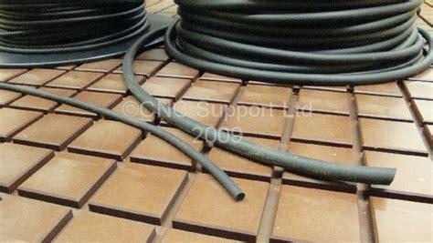 cnc vacuum table gasket vacuum cnc