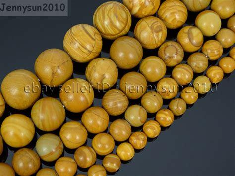 Wood Jasper 6mm wood grain jasper gemstone 16 4mm 6mm 8mm 10mm 12mm 14mm jennysun2010