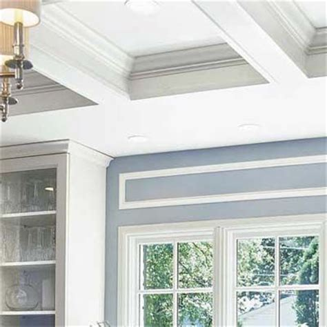 Prefab Coffered Ceiling The World S Catalog Of Ideas