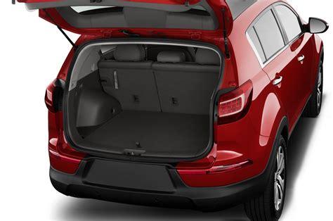 Kia Sportage Boot Capacity Litres 2012 Kia Sportage Reviews And Rating Motor Trend