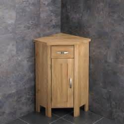 unfinished oak bathroom cabinets solid oak single door corner bathroom cabinet in ohio