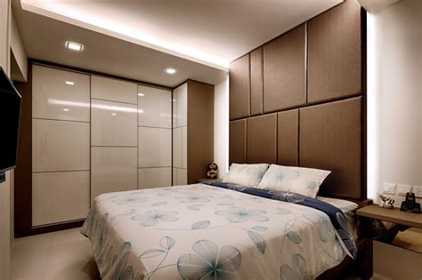 Hdb Bedroom Design De Style Interior 3 Room Hdb At 550 Ang Mo Kio Singapore Home Services Home Services Singapore